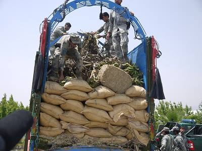 truck-with-9700-kg-explosives-seized-by-Afghan-police
