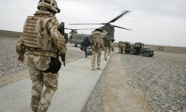 British-forces-in-Afghanistan