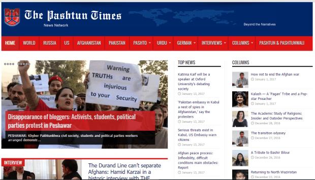 The Pashtun Times