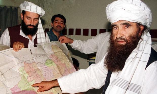 Haqani Leader