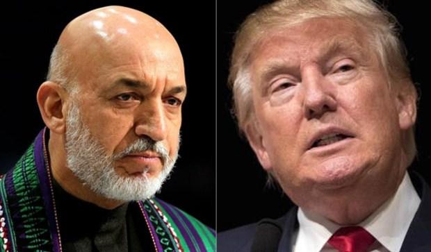 Karzai-urges-Trump