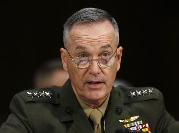 General Joseph Dunford