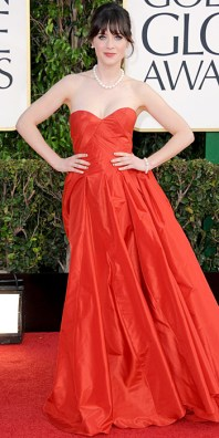 golden-globes-zooey-deschanel-350