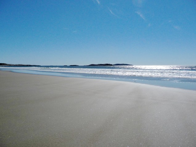 Popham Beach - Phippsburg ME