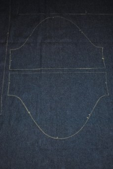 Panel Dress 050