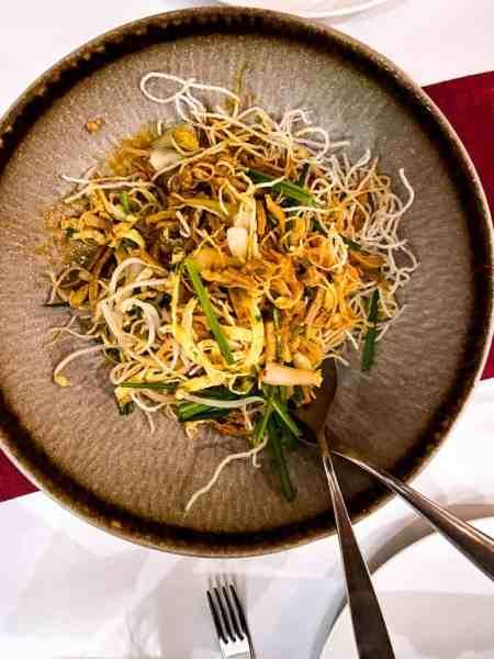 Royal Mak Mee at Malis Restaurant Siem Reap
