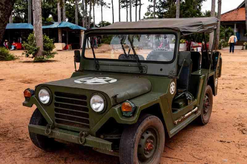Bayon Adventures Jeep Tour in Siem Reap