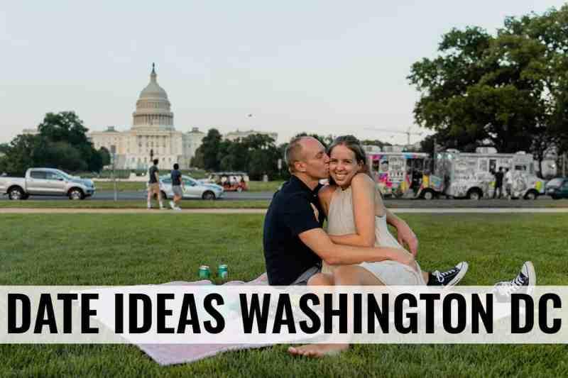 date ideas washington dc