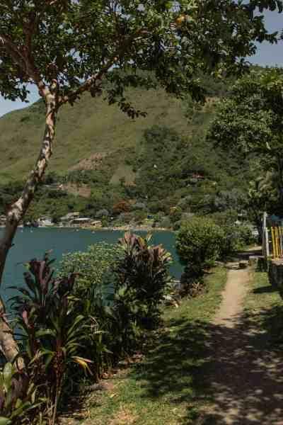 lake atitlán airbnb