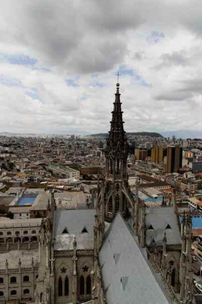 places to visit in quito ecuador