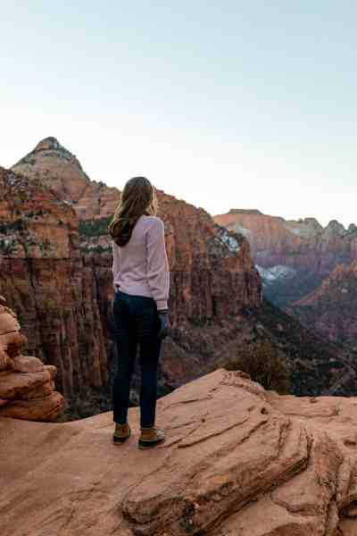 2 days in zion national park