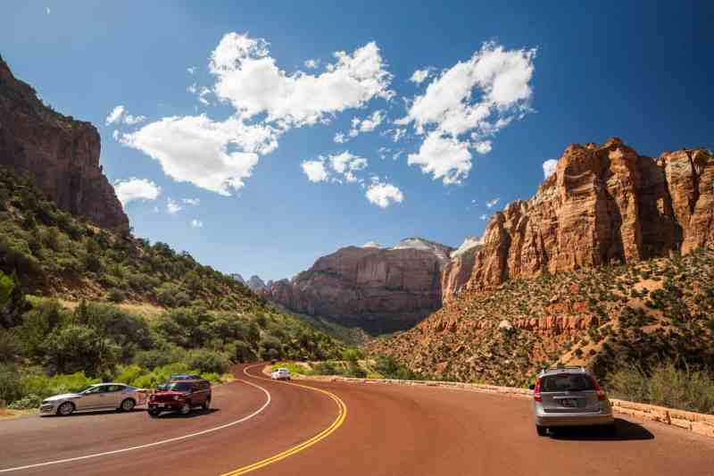 how long does it take to hike Zion National Park