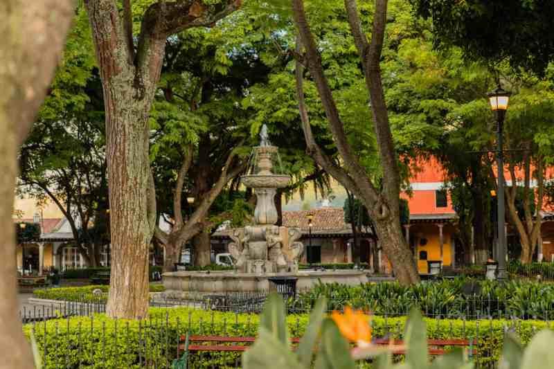 one day in antigua guatemala