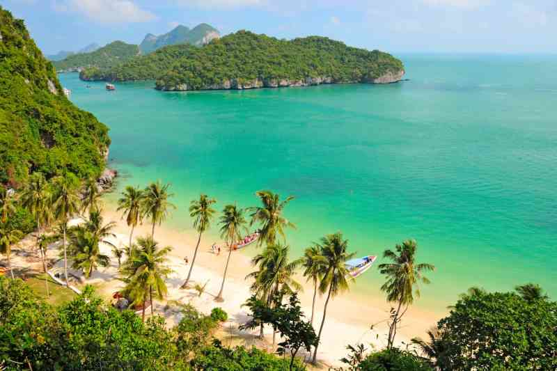 places to visit in thailand for bachelors