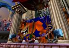 En este título aparecerían jefes que posteriormente aparecerían en otros juegos de la saga.