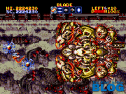 Thunder Force IV Boss The Past is Now Blog, Analisis Ivelias Zero 2