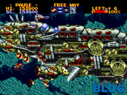 Thunder Force IV Boss The Past is Now Blog, Analisis Ivelias Zero 22