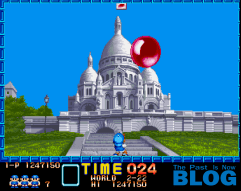 9 1 analisis super pang the past is now blog screenshot captura de pantalla arcade