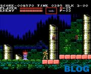 Castlevania III 3 Draculas Curse NES Gameplay the past is now blog analisis ivelias zero 10