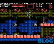 Castlevania III 3 Draculas Curse NES Gameplay the past is now blog analisis ivelias zero 18