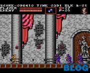 Castlevania III 3 Draculas Curse NES Gameplay the past is now blog analisis ivelias zero 21