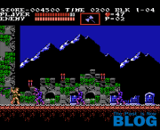 Castlevania III 3 Draculas Curse NES Gameplay the past is now blog analisis ivelias zero 7
