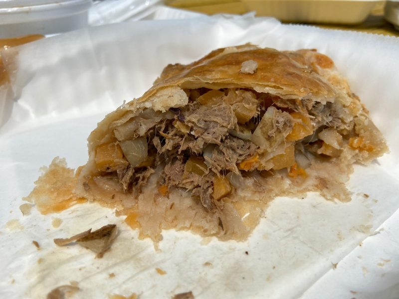 pasty, pasty review, pasties, pasty guy, simply celia's, wayland