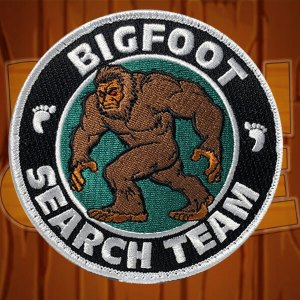 Big Foot Patch