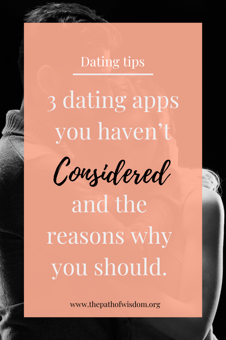 3 dating Apps