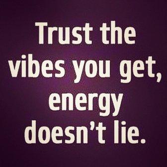 trust your feeling