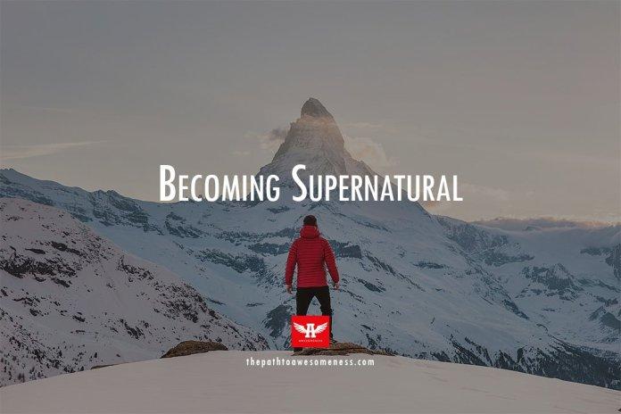 man wearing red jacket facing snow mountain