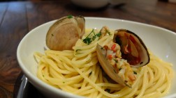 Spaghetti with Clams