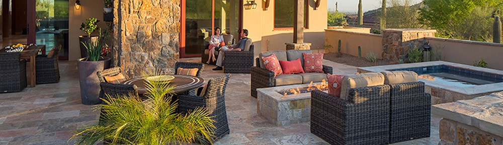 The Patio Experts Embrace Life Outdoors With Paddy O