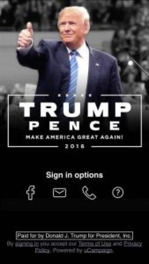 Trump App