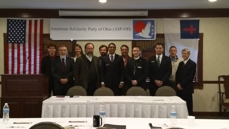 Members of the American Solidarity Party gathered at the Carlisle Inn of Walnut Creek, Ohio for the 2017 ASP Midwestern Regional Meeting.