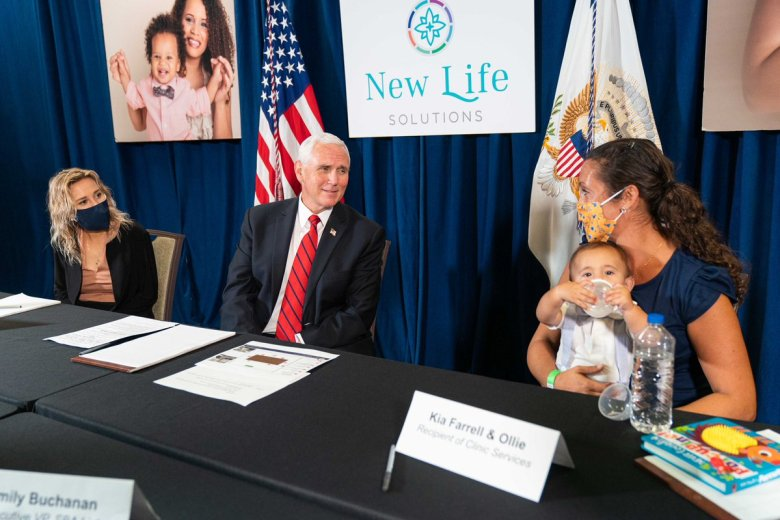 Photo: VP Mike Pence/Twitter