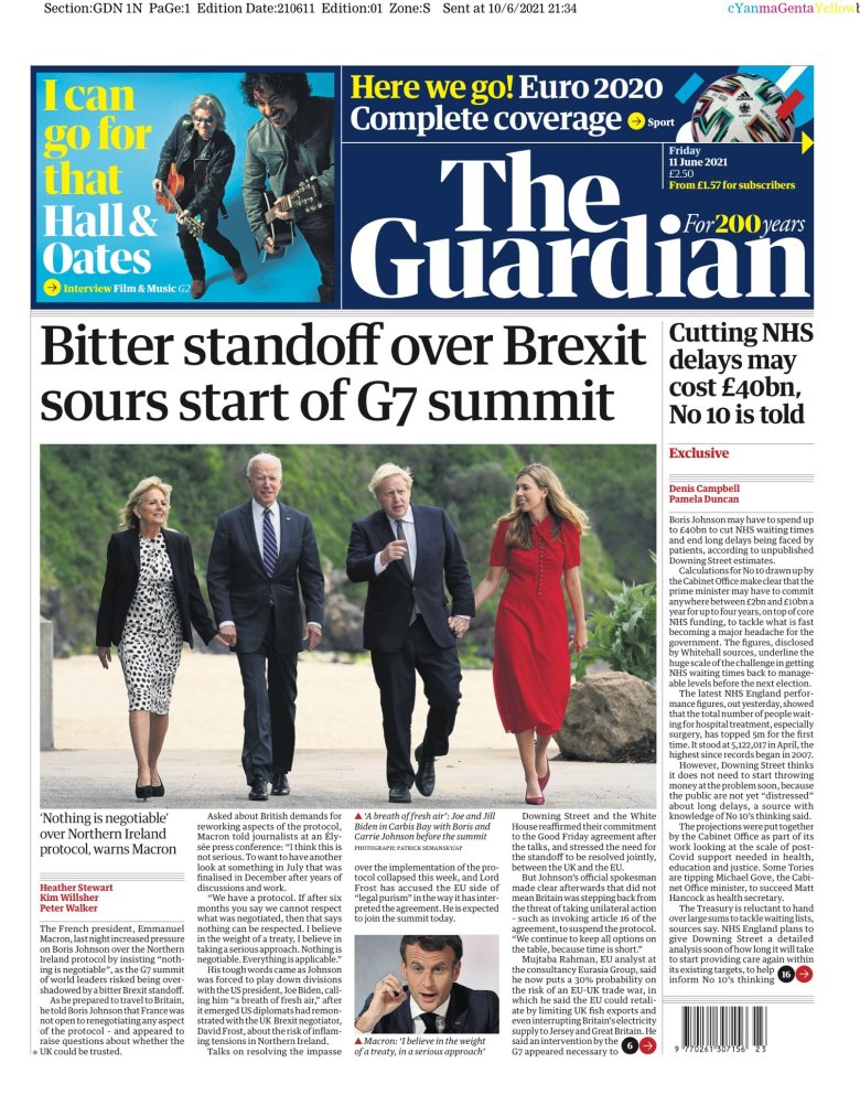 Friday's Guardian