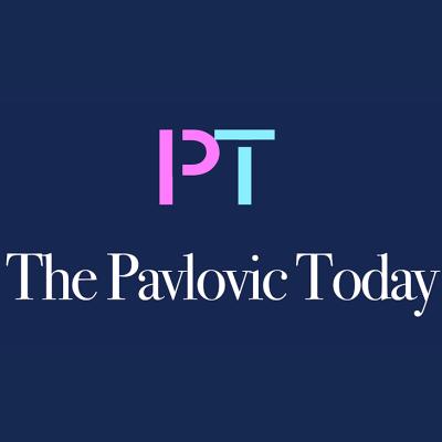 The Pavlovic Today logo