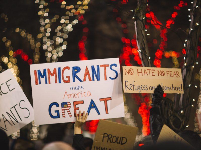 immigration Photo by Nitish Meena on Unsplash