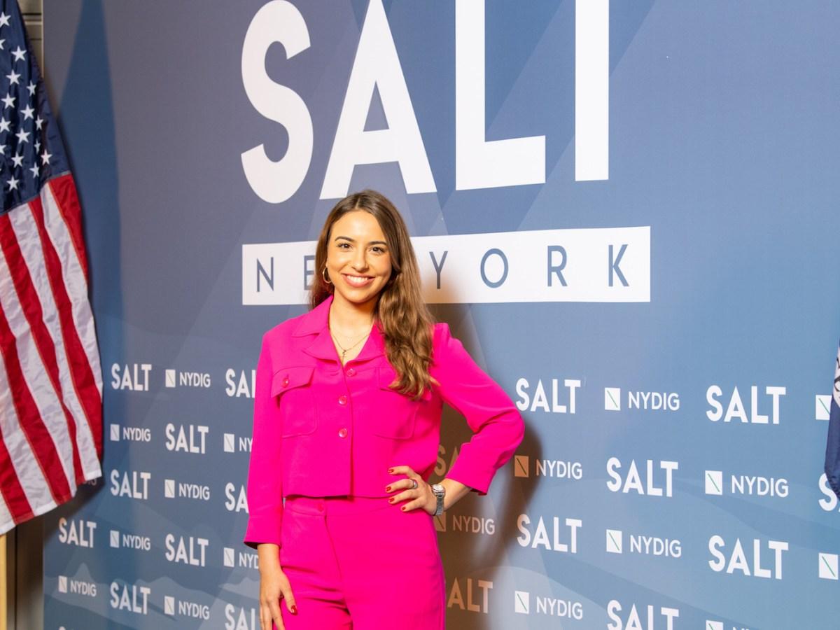 Longevity doctor and medical technology entrepreneur Dina Radenkovic/SALT NY