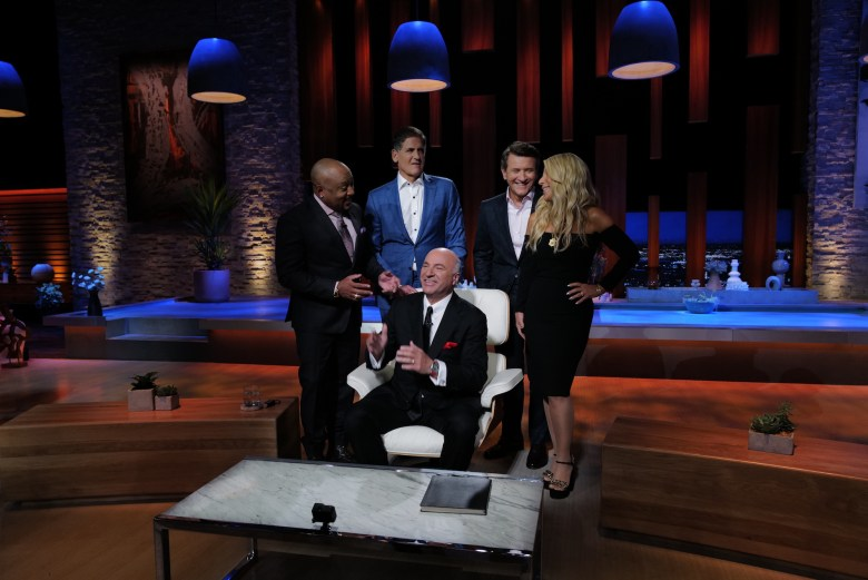 Kevin O'Leary : I stay current because I talk to millennials every day, and Gen Z-ers and, you know, they're huge Shark Tank fans.