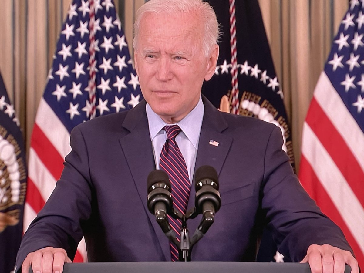 President Joe Biden speaks up on the debt ceiling increase