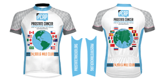 PCAP Mileage Challenge Cycling Jersey