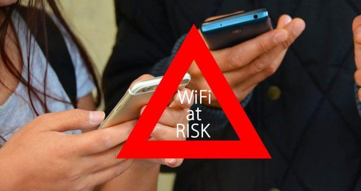 Wi-Fi Hacked