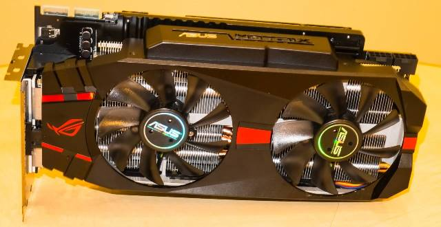 Asus Radeon R9 270X And R9 280X DirectCU II TOP And R9 280X ROG Matrix Specifications Revealed