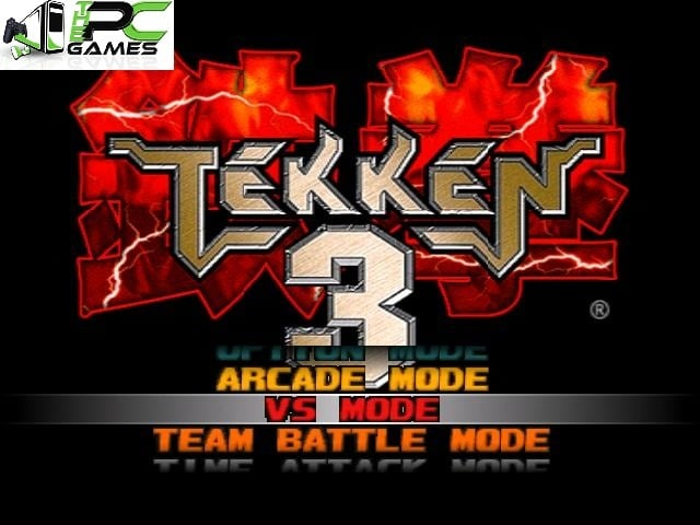 Tekken 3 Pc Game Full Version Free Download