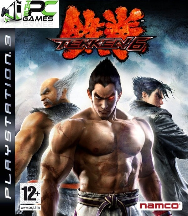 Tekken 6 Pc Game Full Version Free Download