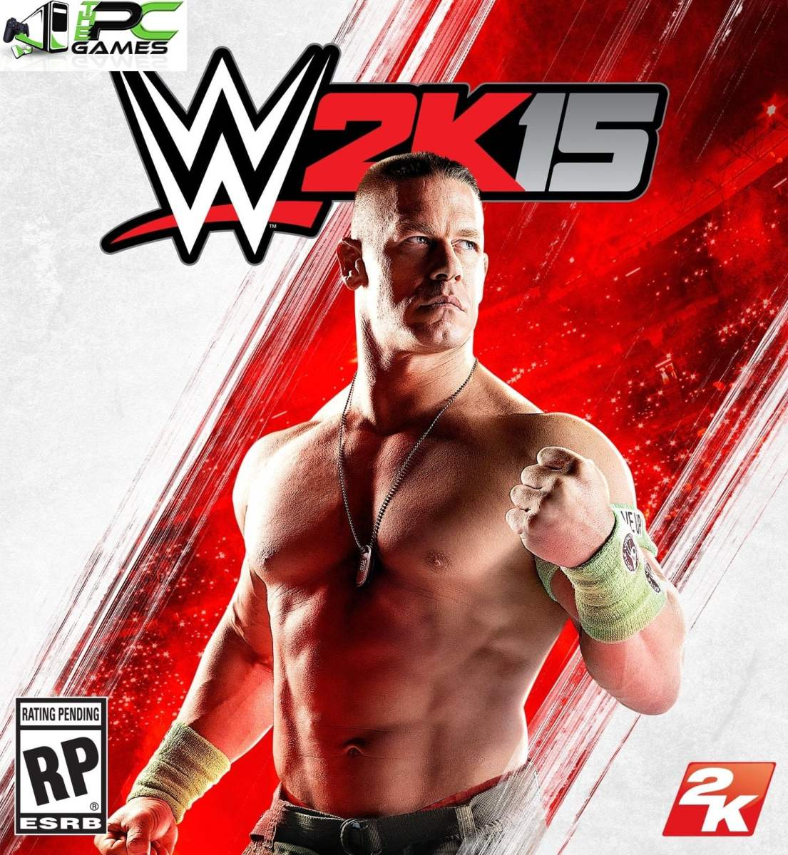 WWE 2k15 PC Game Free Download Full Version