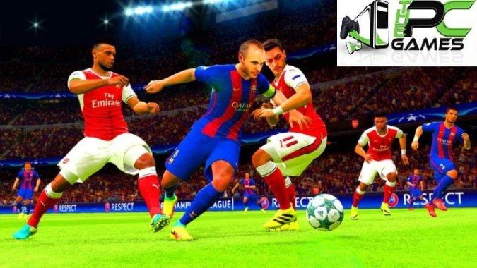 Pro Evolution Soccer 2017 PC Game