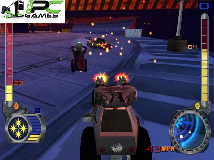 Hot Wheels Velocity X PC Game